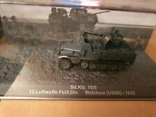 De Agostini Panzer 1/72  So.KFZ 10/5 13. Luftwaffe Feld. FIV. Wolchow (141_500)