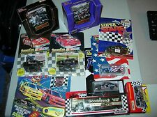 NASCAR Diecast 3 Dale Earnhardt GM Goodwrench Chevy race car lot RC Matchbox Rev