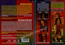 The Doors Are Open / The Rolling Stones In The Park (DVD, 2010). New Item