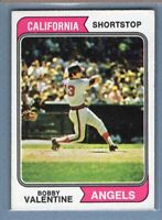 1974 Topps Commons VG VG-EX 100-200 Set Builder You Choose
