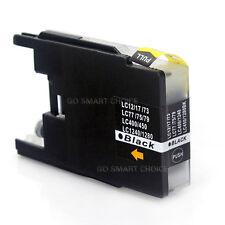8x Ink Cartridge LC73 BK LC77 Black for Brother MFC J625DW J825DW J430 Printer