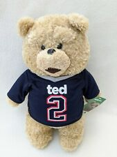 Ted 2 Movie Film Soft Toy Plush Cuddly Teddy New with Tags