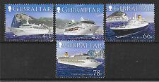 Gibraltar 2006 cruceros SG1180-1183 Umm