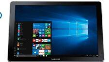 "Samsung Galaxy Book 12"" 128GB Windows 2-in-1 PC (Wi-Fi) - Silver (IL/SP5-7025..."