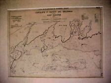 CAPTAINS Id. HARBOR & GREENWICH & PORT CHESTER N.YGeo. Eldridge's harbor chart,