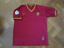 Portogallo HOME SHIRT-EURO 2000 NIKE-Adulto XL