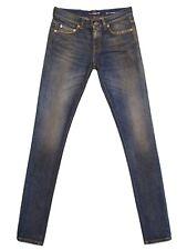 d202851c73e Saint Laurent Paris AW13 Women's Dirty Skinny Stretch Denim Jeans D01 sz. 25