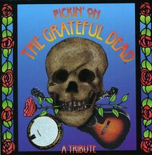 Various Artists, Pic - Pickin on the Grateful Dead: A Tribute / Various [New CD]