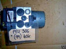 PEUGEOT 306 MK2 1998-2001 ABS PUMP 0265216698 / 0273004413