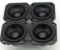 2pair( 4 pcs) peerless HIEND 3 inch P830986   fullrange   woofer speaker unit
