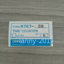 1PC NEW OMRON time counter H7ET-BM