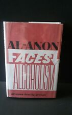 Al-Anon Faces Alcoholism (1982, Hardcover w/ Dust-jacket) Al-anon Family Groups
