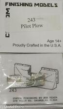 Custom Finishing Models HO #243 Pilot Plow