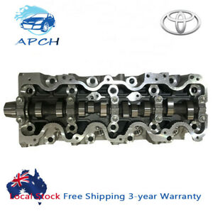 Complete Cylinder Head for TOYOTA  Picnic Avensis Liteace 2.2TD 2C-TE 3C-TE
