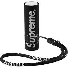 Supreme®/NITECORE® Mini Magnetic Flashlight Black FW17