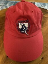 Newport International Polo Series Cap Hat Adjustable