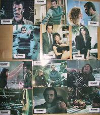 RUNAWAY. jeu complet 12 photos cinema.  lobby cards. Tom Selleck