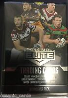 NRL RUGBY LEAGUE 2014 ELITE ESP TRADING CARDS BASE SET OF TRADING CARDS