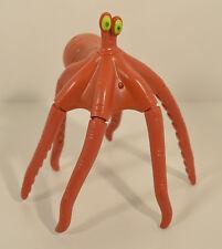 "2002 Octopus 5"" Action Figure McDonald's Europe Peter Pan 2 Return To Never Land"