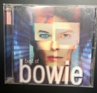 Best of Bowie [US/Canada Bonus CD] by David Bowie (CD, Oct-2002, 2 Discs,...