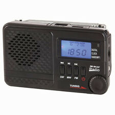 Digitech AM FM SW Rechargeable Radio with MP3 Player