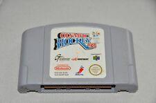 N64 Nintendo 64 Spiel Modul - Olympic Hockey 98 - Nagano 98 - Eishockey Sport