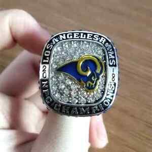 2018 Los Angeles Rams Championship rings NFL