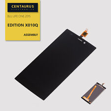 For BLU Life One 2015 Edition X010Q Touch Screen Digitizer LCD Display Replace