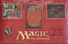 1994 MAGIC THE GATHERING FALLEN EMPIRES SEALED BOOSTER 60 PACK BOX