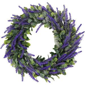 Plastic Wreaths Garlands Plants For Sale Ebay