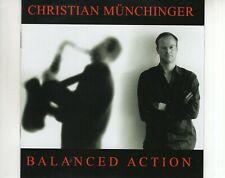 CD CHRISTIAN MUNCHINGERbalanced actionEX+ (B3178)