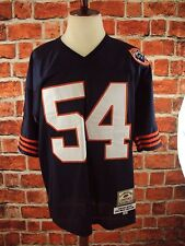 PLAYERS OF THE CENTURY BRIAN URLACHER BEARS STITCHED AUTHENTIC JERSEY EUC!! XL52