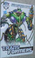 Transformers Generations WASPINATOR Beast Wars Comic Book