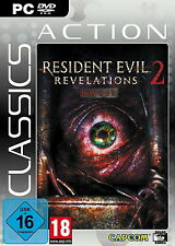 Resident Evil: Revelations 2 (PC, 2016, DVD-Box)