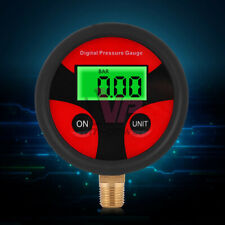 Digital LCD Tyre Tire Air Pressure Gauge Meter 0-200PSI for Car Truck Motorcycle