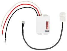 Mini IR Einbau Bewegungsmelder 12V 360° Decke Sensor Unterputz - LED geeignet