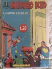 ALBI DEL FALCO NEMBO KID. lotto numeri 21/30 RISTAMPA ANASTATICA da Edicola