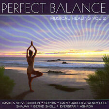 Perfect Balance: Musical Healing, Vol. 2, Various Artists, Good Enhanced