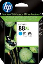 HP 88 XL, Cyan, NEU, MHD 05/2014, Rech. m. Mwst.;  nur zufr. Kunden