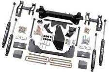 Zone Offroad 6 inch Suspension Lift Kit 1998 Chevy K1500 Pickup