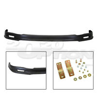TYPE-M PU FRONT BUMPER LIP SPOILER POLY URETHANE BODY KIT FOR 01-05 LEXUS IS300