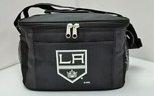 NHL Los Angeles Kings Lunch Bag - Insulated Box Tote - 6-Pack Cooler