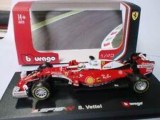 Sebastian Vettel Ferrari Sf16-h #5 Formel 1 2016 Ray-ban 1 43 Bburago