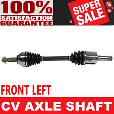 FRONT LEFT CV Axle Shaft For FORD FLEX TAURUS TAURUS X AWD FWD L4 2.0L 3.5L