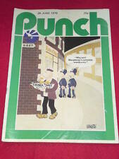 June Punch News & General Interest Humour Magazines