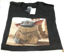 The Mandalorian Baby Yoda The Child XL Extra Large T Shirt Star Wars Mad Engine