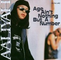 Aaliyah - Age Ain't Nothing But A Number NEW CD
