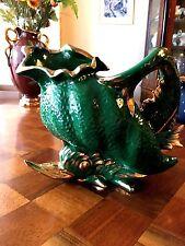Manifattura Italiana Ceramica Artistica aka MICA - Large Majolic Pottery Vase
