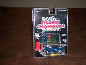 RACING CHAMPIONS- 1/60 - 1970 CHEVY CHEVELE SS - BLUE - LIMITED EDITION -NEW