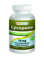 Best Naturals Lycopene 10mg 120 Softgels *Antioxidant Support*